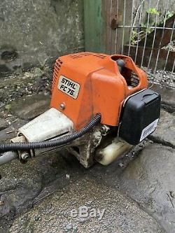 Stihl FC75 Petrol Lawn Edger Rare