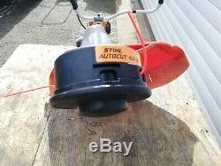 Stihl FS400 Brush Cutter, Heavy Duty Strimmer/Clearing Saw, GWO