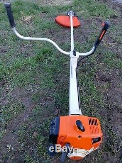 Stihl FS400 Petrol Strimmer Brushcutter. Good Working Order
