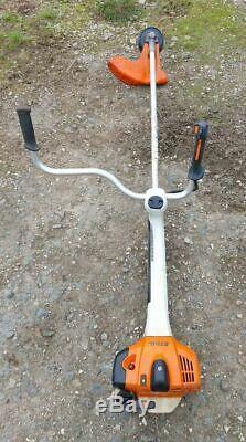 Stihl FS410C Heavy Duty Petrol Strimmer Brushcutter. Good Working Order
