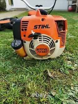 Stihl FS450 Brushcutter Strimmer Just Serviced Inc professional harness
