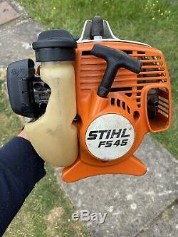 Stihl FS45 Professional Strimmer Petrol 2 stroke
