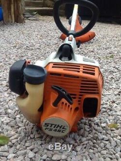 Stihl FS45 Strimmer Brushcutter Serviced GWO Sthil FS38/FS40/FS50/FS94/FS100