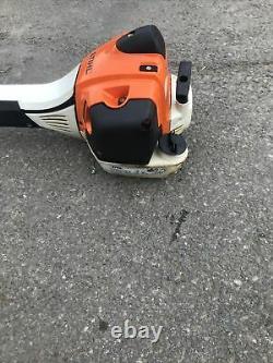Stihl FS460C-EM strimmer brushcutter oil, cord harness app 2019 Into Service