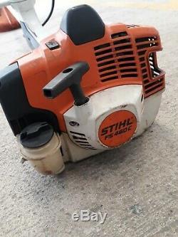 Stihl FS460 C Two Stroke Petrol Strimmer Brushcutter
