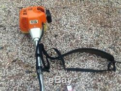 Stihl FS80 Strimmer Brushcutter Serviced GWO Sthil FS50/FS85/FS87/FS90/FS100