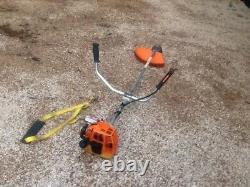 Stihl FS85 Brushcutter Strimmer Just Serviced Sthil FS80/FS100/FS94/FS90 + strap