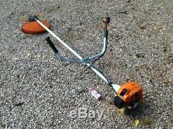 Stihl FS85 Strimmer Brushcutter Serviced GWO Sthil FS50/FS80/FS90/FS94/FS100