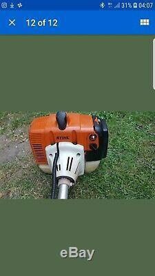 Stihl FS 120 Professional Strimmer Brushcutter 30.8CC 1.3kw 1.8hp Petrol