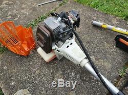 Stihl FS 85 T FS80 KM85 Professional Combi Strimmer, BrushCutter 25.4cc Petrol