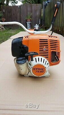 Stihl FS 90 /FS100 Professional Strimmer, BrushCutter 28.4cc Petrol 4MIX Engine