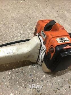 Stihl Fs350 Petrol Brush Cutter Strimmer Spares Or Repairs Runs
