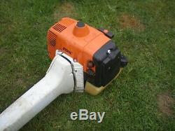Stihl Fs400 2 Stroke Petrol Strimmer/brush Cutter Blade + New Cord Head Cv2