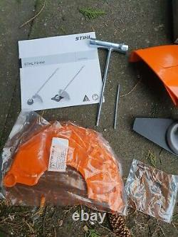 Stihl Fs-km Kombi / Combi Strimmer / Brushcutter Attachment + Autofeed 25-2 Head