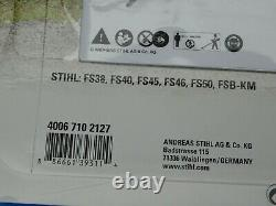 Stihl Trimmer Fs38 Fs40 Fs45 Fs46 Fs50 Polycut 7-3 Trimmer Head # 4006 710 2127