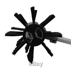 Sweeper broom attachment for FUXTEC multitool combi system petrol brushcutter