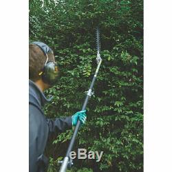 TITAN Petrol 25cc 2 IN 1 2 Stroke Hedge Trimmer Strimmer Brush Cutter