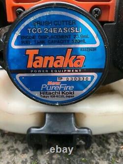 Tanaka TBC 240 Brushcutter