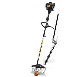 Trimmer McCulloch B26ps Toolkit With Stand Hedge Trimmer