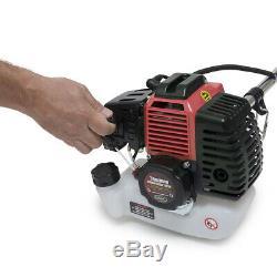 Triumph 52cc Garden Multi Tool 2in1 Petrol Brush Cutter Grass Trimmer Multitool