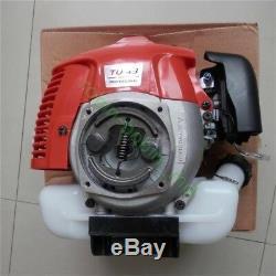 Tu43 Gasoline Engine For Mitsubishi 43cc Auger Blower Brushcutter Trimmer