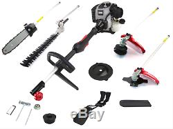 XCEED EX52BC 52cc 4-in-1 Petrol Brush Cutter/Trimmer/Hedge Trimmer/Pruner