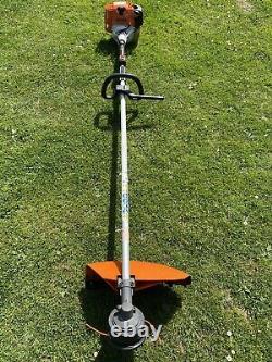2016 Stihl Fs 90 2 Stroke Essence Strimmer Brushcutter Cow Horn Handlebars Grass