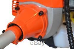 3 En1 Multi Tool Strimer, Débroussailleuse, Tronçonneuses 52cc Parcelforce24 De Garantie 1 Année
