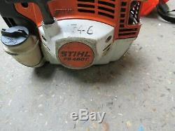 Brosse Stihl Fs460c Professional Cutter Tondeuse À Gazon Gwo Ref 1746