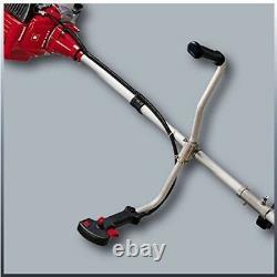 Essence Powered Brush Cutter Grass Strimmer Trimmer 4 Stroke Engine Léger
