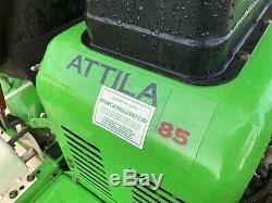 Etesia Attila Ak85 Débroussailleuse Ak88 Autoportées