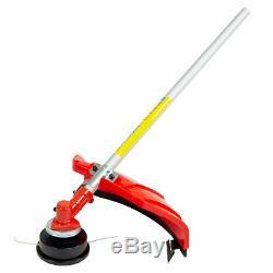 Fox 4 En 1 Jardin Multi Tool Hedge Cutter Chainsaw Coupe-herbe Et Débroussailleuse