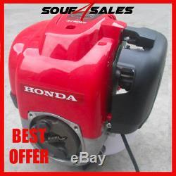 Honda Gx35nts3 Mini 4 Temps Moteur 1.3 HP Moteur 7000 RPM Pour Débroussailleuse