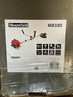 Mountfield Mb3302 Brushcutter 32cc Huile De Stihl À 2 Coups Une Qualité De Retour De Commande Par La Poste