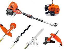 Multi Fonction 5 En 1 Jardin Tool Brushcutter, Grass Trimmer, Tronçonneuse, Haie