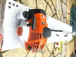 Nouveau Stihl Fs560c Sciure De Défrichage Brushcutter + Free Extra Yr. 2021