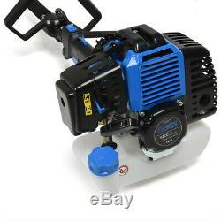 Sgs 52cc Professional Anti-vibration Essence Coupe-herbe / Débroussailleuse