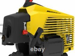 Stanley Sps-1400 51,2cc 2-stroke 255mm Brosse Cutter Line Cutter Huile D'essence