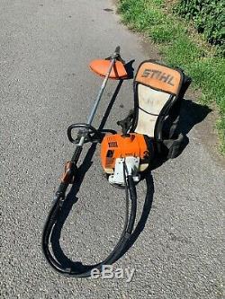 Stihl Fr130t Essence Back Pack Débroussailleuse