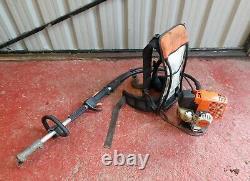 Stihl Fr130t Sac À Dos Essence Combi Kombi Unit Strimmer Hedge Cutter Multi Tool
