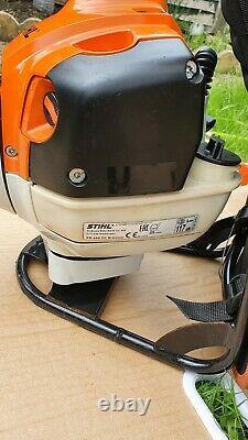 Stihl Fr460 Tc M-tronic Professional Backpack Strimmer, Brushcutter Petrol 45.6cc