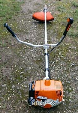 Stihl Fs120 Petrol Strimmer Brushcutter. Bon Ordre De Travail. Fs200 Fs300