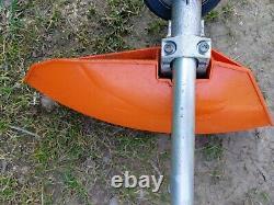 Stihl Fs130 Petrol Strimmer Brushcutter. Bon Ordre De Travail. Affranchissement Gratuit