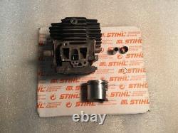 Stihl Fs240 Fs240r Piston Et Kit Cylindre 40mm 4147-020-1206 Nouveau Oem
