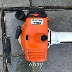 Stihl Fs300 Two Stroke Petrol Strimmer Brushcutter Gwo. P&p'2906 Gratuit