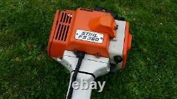 Stihl Fs360 Fs-360 Industrial Professional Petrol Strimmer/brushcutter 2-stroke