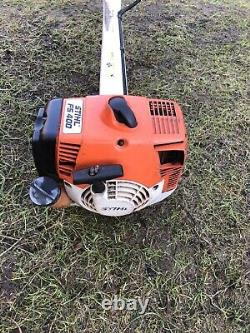 Stihl Fs400 Two Stroke Petrol Handlebar Type Strimmer Brushcutter