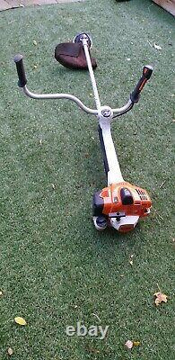 Stihl Fs410c Essence Brushcutter / Scie De Compensation / Strimmer Excellent M Tronik
