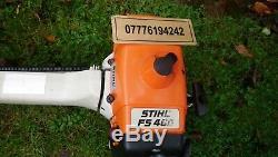 Stihl Fs450 Essence Débroussailleuse Tondeuse À Gazon