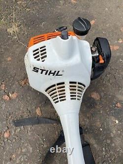Stihl Fs55 2-stroke Pétrol Strimmer Brosse Cutter Clairing Scie